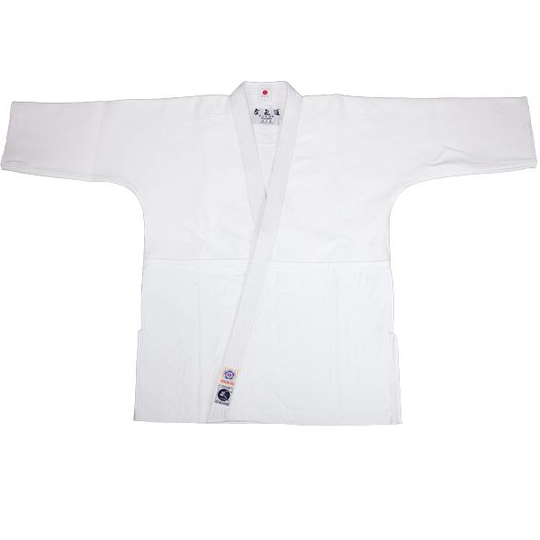 高級二重合気道衣「氣 (き)」上衣【Y体(スリム型)対応可能】
