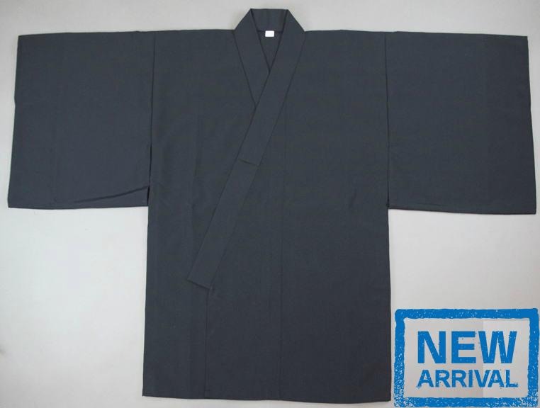 新高級ポリエステル居合道衣「天」(紋付用着物袖)