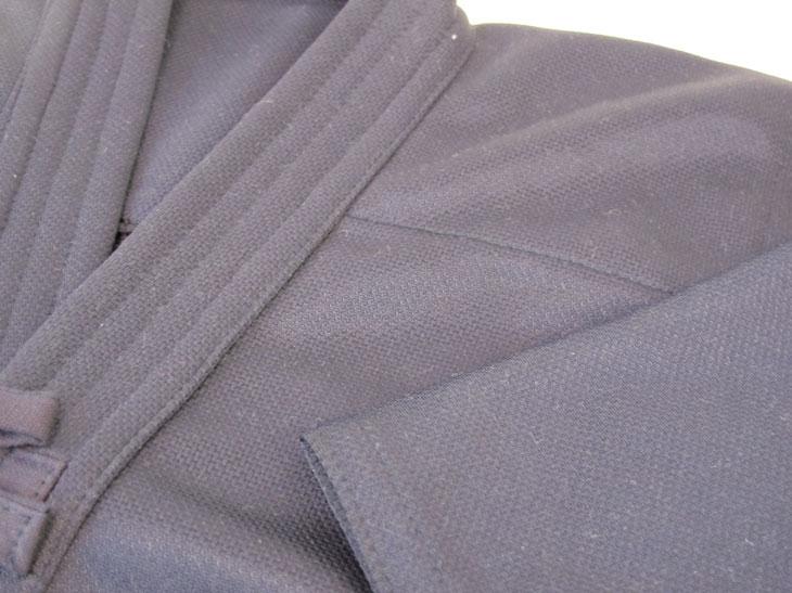 【期間限定:刺繍3文字まで無料】徳用織刺風ジャージ剣道着