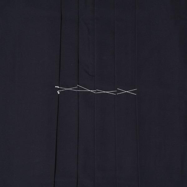 【ポイント3倍】特製ポリエステル剣道袴※黒22・24・25号11月初旬入荷予定