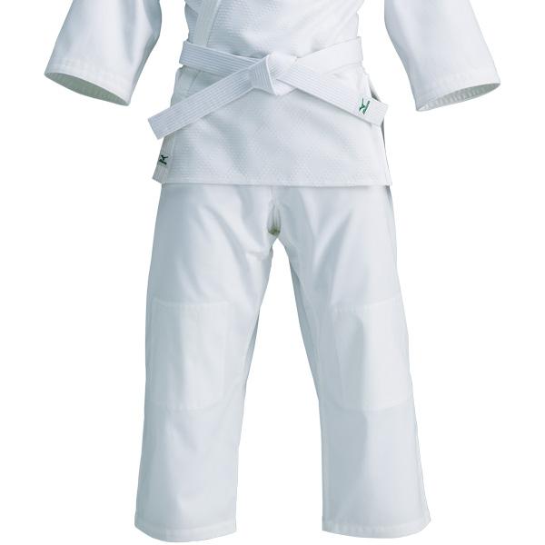 【MIZUNO・ミズノ】学校正課用柔道衣<愛校>3点セット(上衣・パンツ・帯セット)
