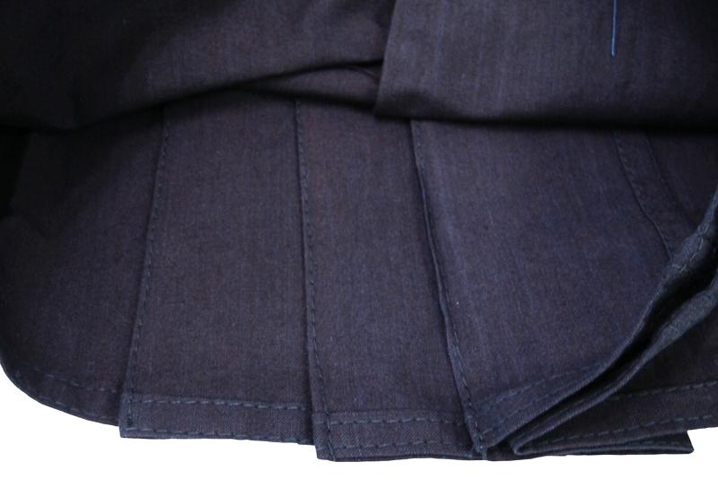 【ポイント3倍】正藍染7000番剣道袴