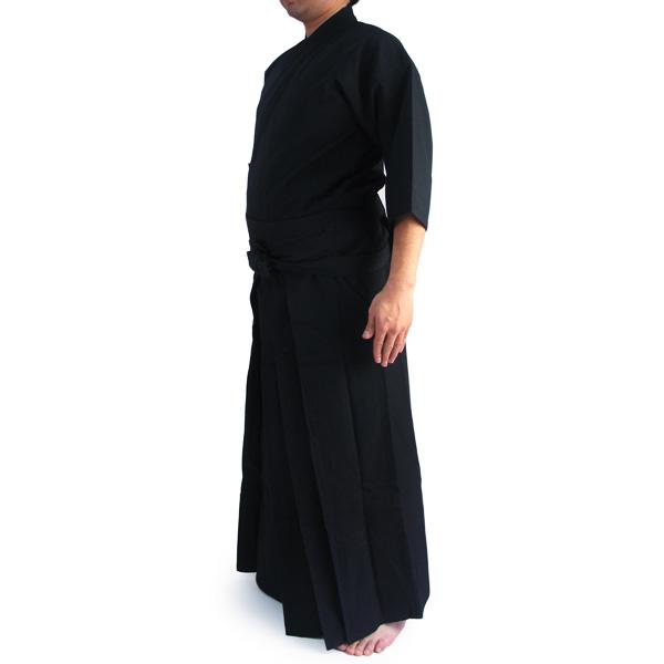 居合道衣・袴・襦袢徳用居合道着3点セット