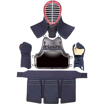 A-1αKIDS剣道防具セット【剣道防具専用洗剤プレゼント中】