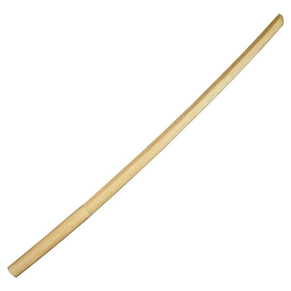 【鍔・鍔止付き】【剣王シリーズ】普及型木刀大刀