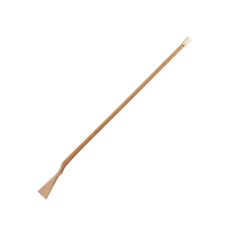 白樫製 銃剣道用長木銃 試合型