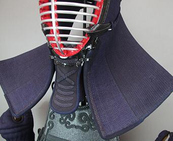 ミツボシ製『天』極厚8�織刺剣道防具セット【オーダーメイド・ミシン刺防具】