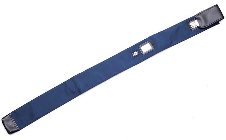 ナイロンワンタッチ杖・木刀袋 短刀入れ/背負い紐付