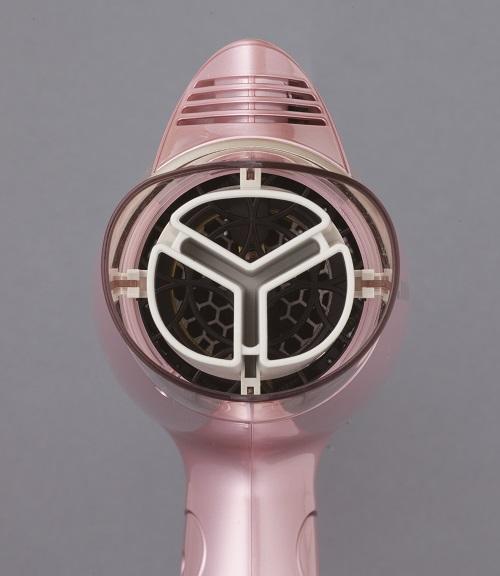 電磁波低減 ヘアードライヤー(ピンク)