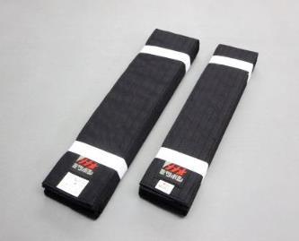 居合帯(黒)