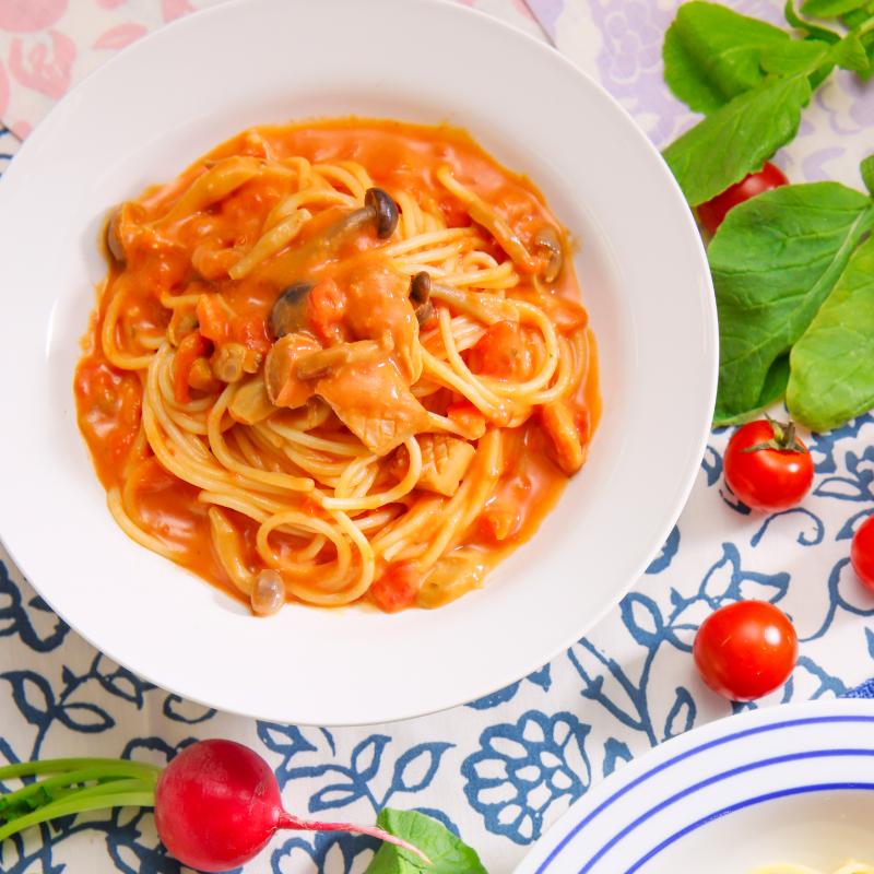 キノコと魚介の薬膳トマトクリーム(3個セット)