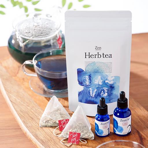 Zen Herb tea