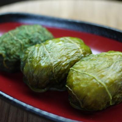 【11月中旬予定】青菜漬け用「山形青菜」
