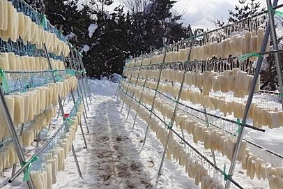 【3月】凍み大根 30g(山形・蔵王産)