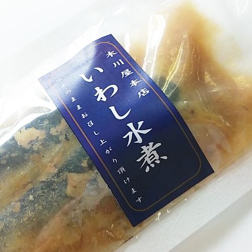 【レトルト】「さば水煮」130g(無添加・薄味仕上げ)木川屋本店