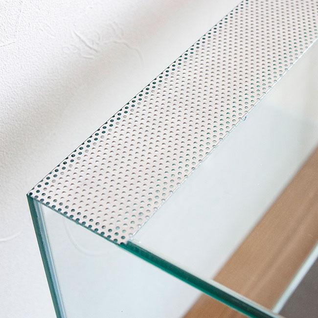 Square Cage / BASIC  スクエアケージ ベーシック 【 SC-3045 】【 パルダリウム、ビバリウム、テラリウム、コケリウムに最適なガラスケージ / 水槽 】