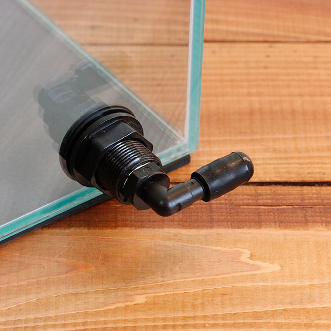 Square Cage / PRO  スクエアケージ プロ 【 SC-3045-PRO 】 【 パルダリウム、ビバリウム、テラリウム、コケリウムに最適なガラスケージ / 水槽 】