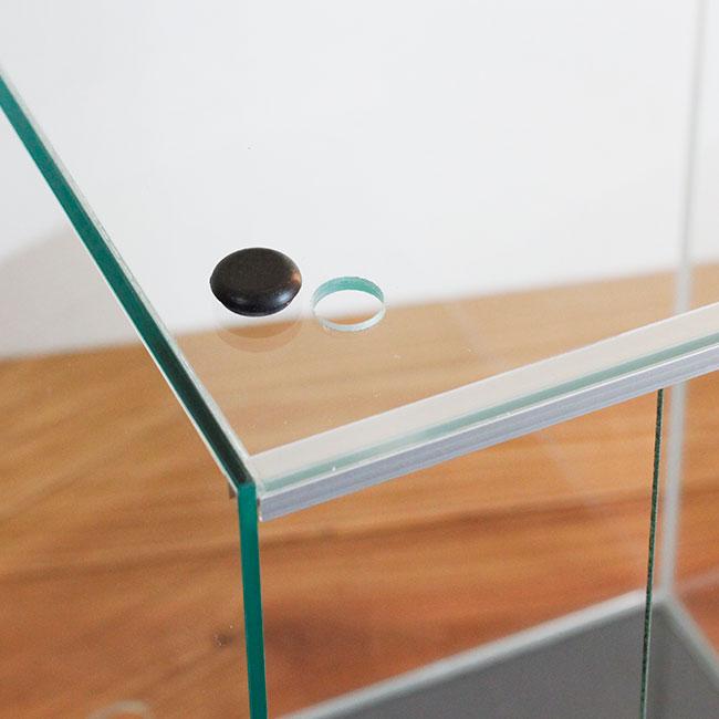 Square Cage / PRO  スクエアケージ プロ 【 SC-12045-PRO 】 【 納期4-6週間程度 】【 送料お見積り 】 【 パルダリウム、ビバリウム、テラリウム、コケリウムに最適なガラスケージ / 水槽 】