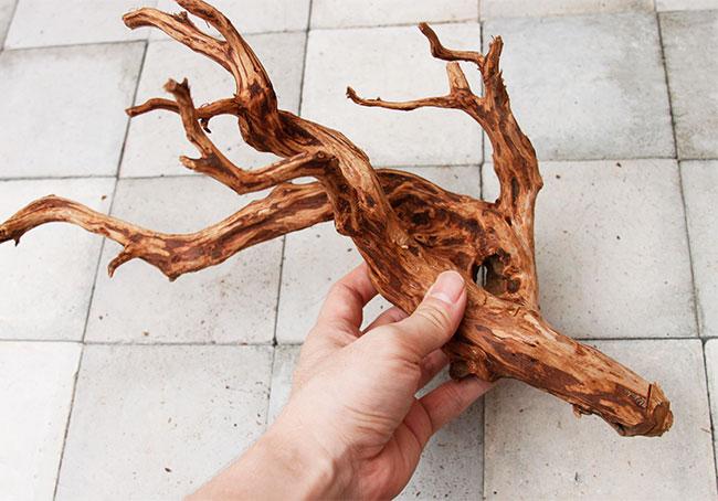 UWS Material Market / Sumatra Wood 【 スマトラウッド / 厳選流木 】 【 SM2107-17 】