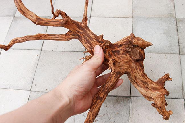UWS Material Market / Sumatra Wood 【 スマトラウッド / 厳選流木 】 【 SM2107-18 】
