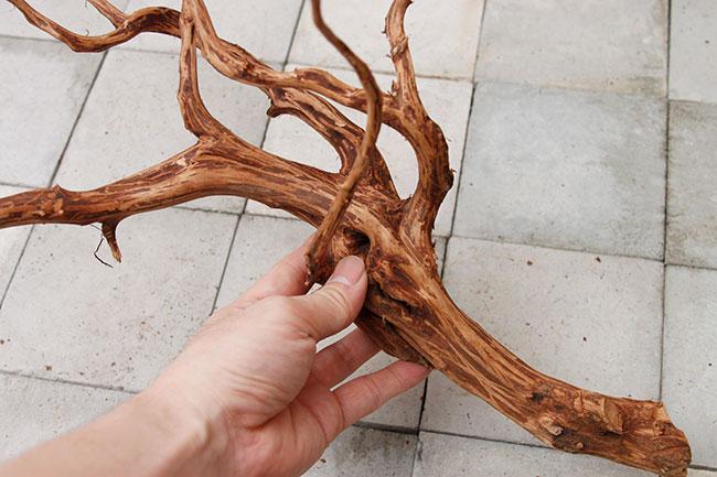 UWS Material Market / Sumatra Wood 【 スマトラウッド / 厳選流木 】 【 SM2107-23 】