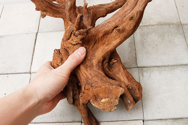 UWS Material Market / Elephant Wood 【 エレファントウッド / 厳選流木 】 【 SMW2102-03 】