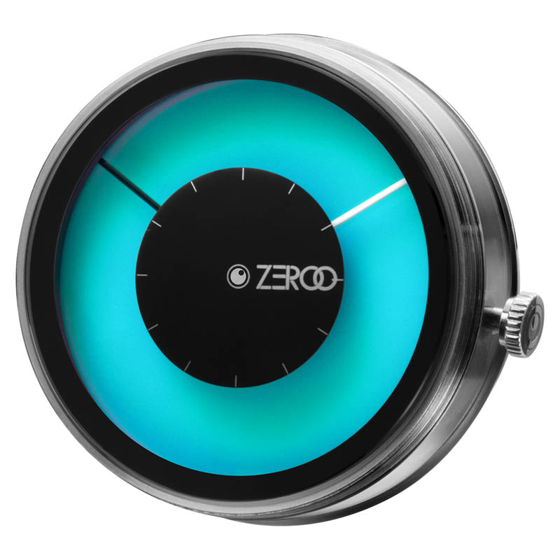 CLOCK BODY MAGIA AURORA BLUE