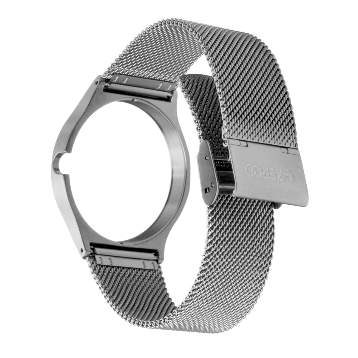STAINLESS MESH STRAP SILVER