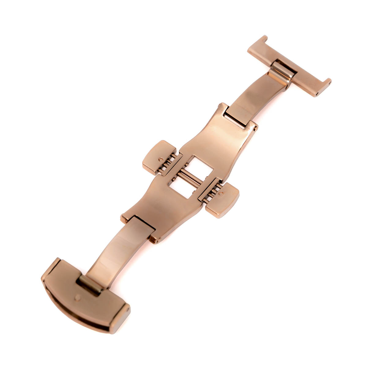 ZEROO CLASSIC D-BUCKLE ROSE GOLD