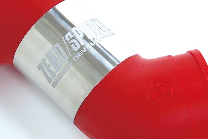 エアインテークホース レッド (ターボモデル専用) BL5/BP5・GH8・GV#/GR#・VAB・YA5(A-)
