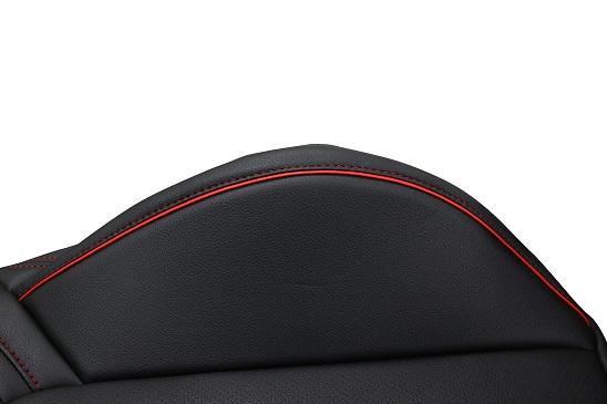 シートジャケット レッド VM4 (D-)