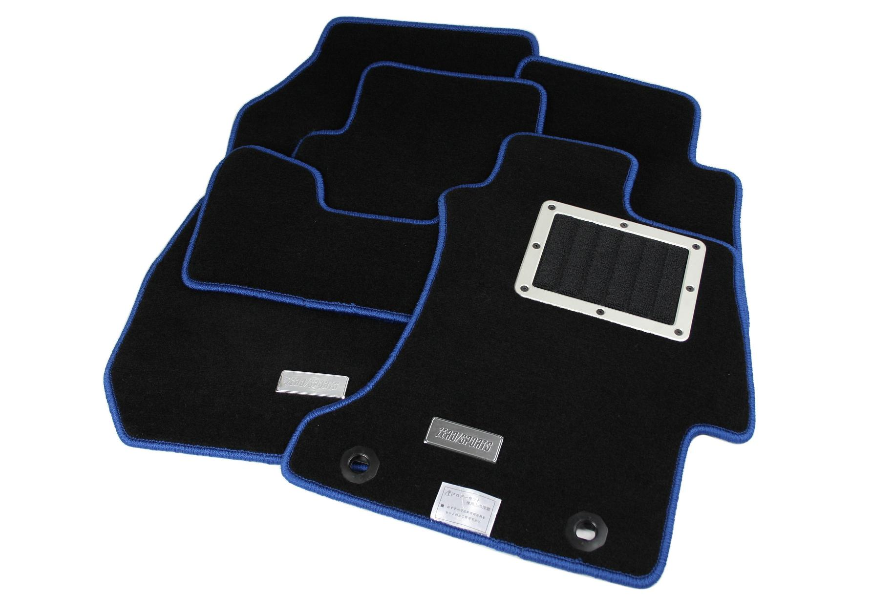 LEVORG(VM#)/WRX S4(VAG) ハイクオリティ フロアマット(ブルー)