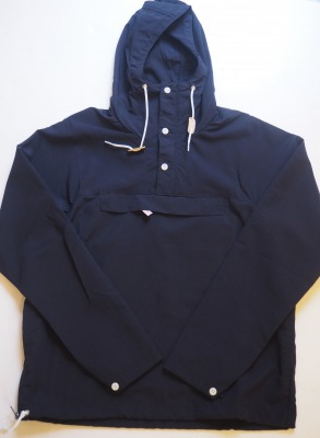 Batten Wear ( バッテンウェア ) /2019SS / PACKABLE ANORAK ( パッカブル アノラック ) / NAVY / MADE IN USA