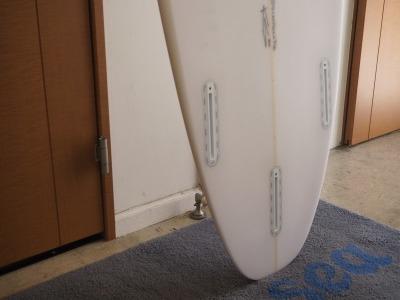 YU Surfboards / YU サーフボード / ショートボード / 佐藤和也 シェイプ / kazuya sato shape / 6'4 (193,34cm) / 通販