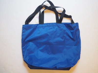 Batten Wear (バッテンウェア ) / 2019SS  / Packable Tote ( パッカブルトート ) / MADE IN USA / ROYAL BLUE