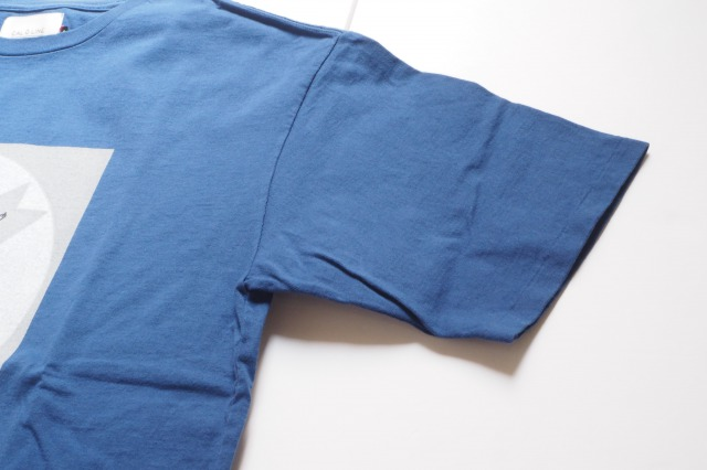 """CAL O LINE ( キャルオーライン ) / """" LICENCE TO CHILL """"  T-SHIRTS ( COMFORT FIT )  / 2021SS / BLUE"""