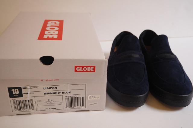 GLOBE ( グローブ ) / Liaizon / 2021SS / MIDNIGHT BLUE