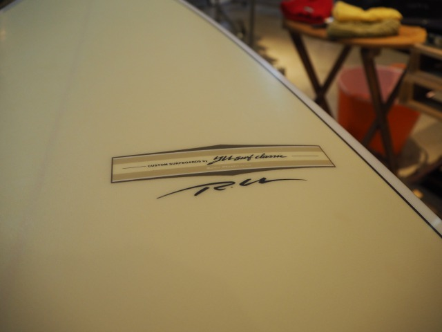 YU CLASSIC Surfboard  6'6 ( 198cm ) / QUATTRO  Twin Fin Ver. ( クアトロ )/ Twin Fin( ツインフィン ) /  Rio ( 植田梨生 )シェイプ / 通販