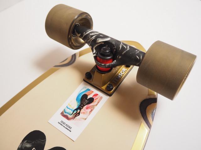 GLOBE SKATEBOARDS (グローブ スケートボード ) / SUN CITY / DEAD KOOKS ×GLOBE  / CRUISER (クルーザー) / DK GOLD