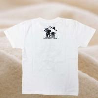 ゆめ花のお絵かき「夢」Tシャツ(白)