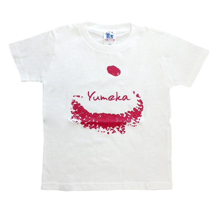 ゆめ花作 ゆめ花 ハナ紋Tシャツ