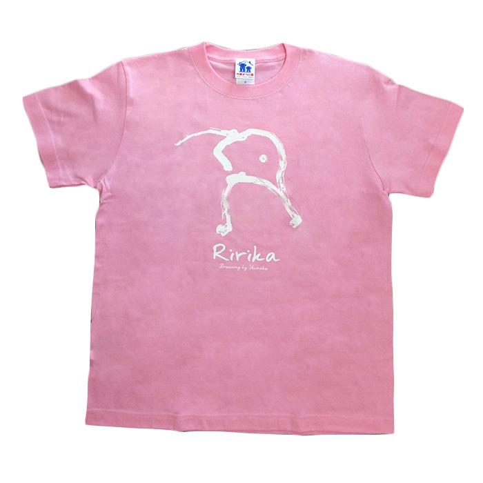 ゆめ花作 りり香Tシャツ