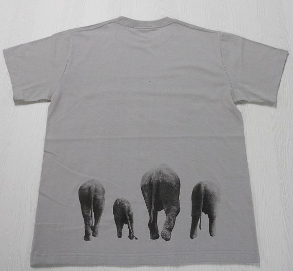 りり香&結希&おしりTシャツ(グレー)