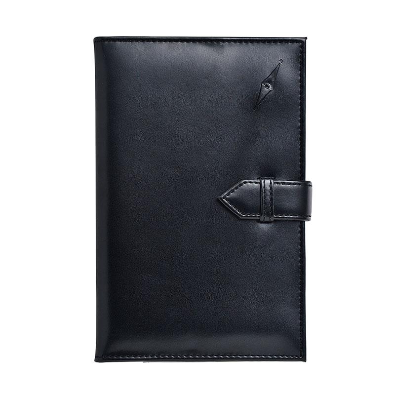 【1冊ご注文】ジパング倶楽部会員手帳セーフティーケース(ブラック)