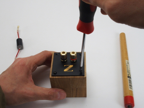 Z501 専用ワンタッチ付け替えコンデンサー(1μF〜3μF)