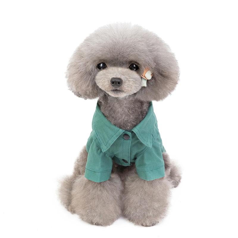 秋冬新作 おしゃれ 小型 中型 犬服 猫服 防寒 ドッグウェア  ジャケット セーター ペット服