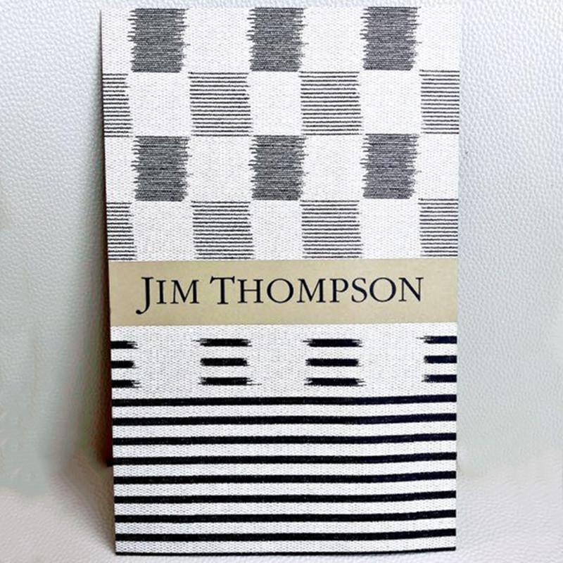 【Jim Thompson】タイ限定ブランド コースター 4枚セット 5色展開