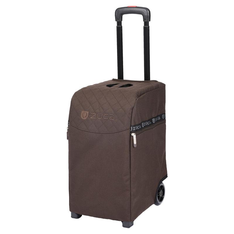 ZUCA PRO BROWN-LUX Travel