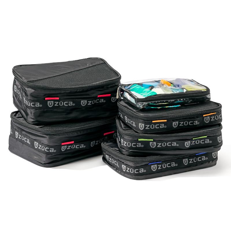 ZUCA NAVIGATOR Standard Packing Pouch Set
