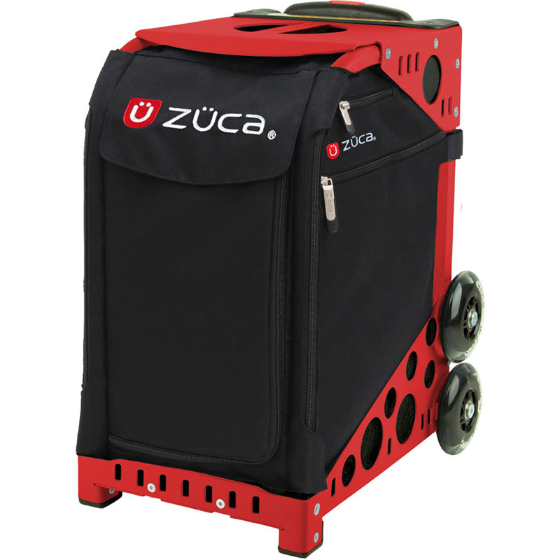 ZUCA SPORT Japan Edition Black Red White